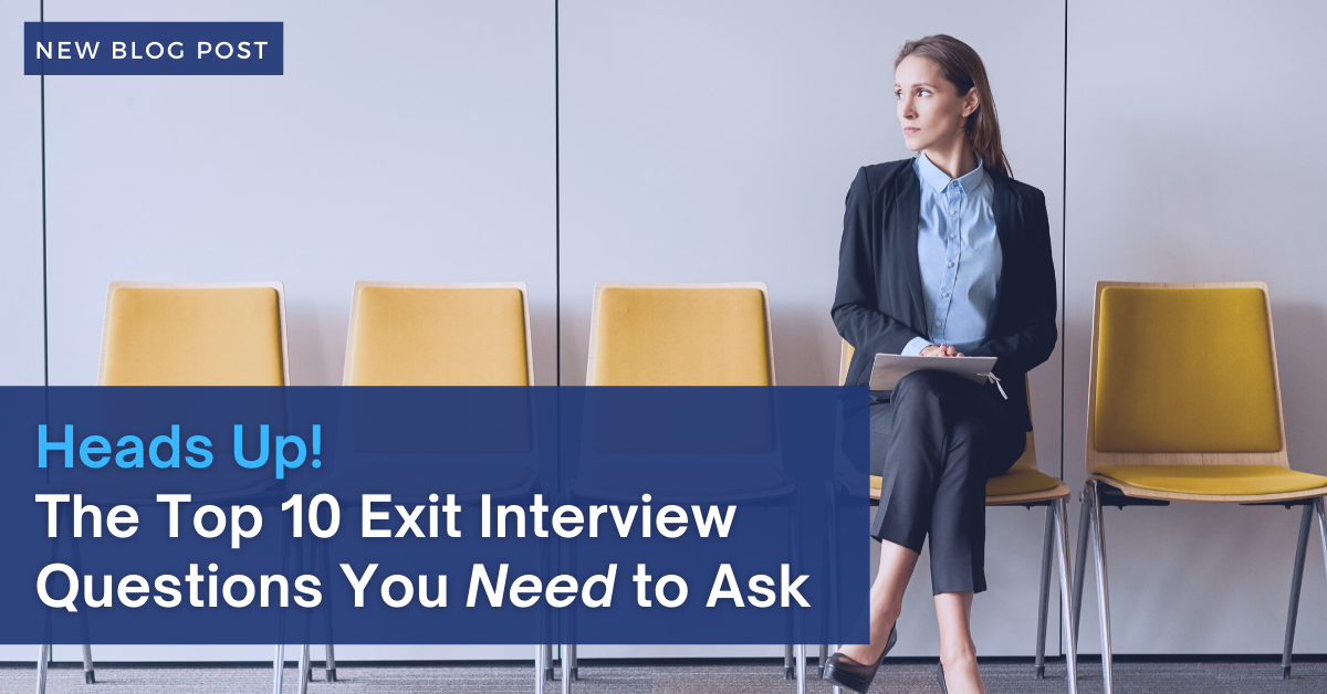 10 Questions to Ask in Exit Interviews