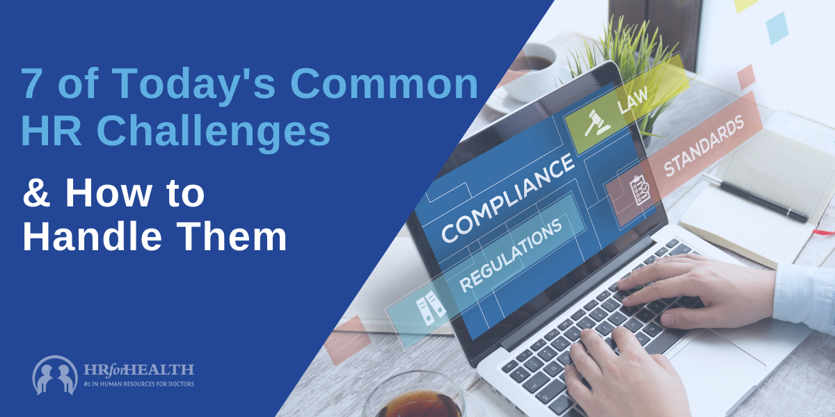 7 Common HR Challenges
