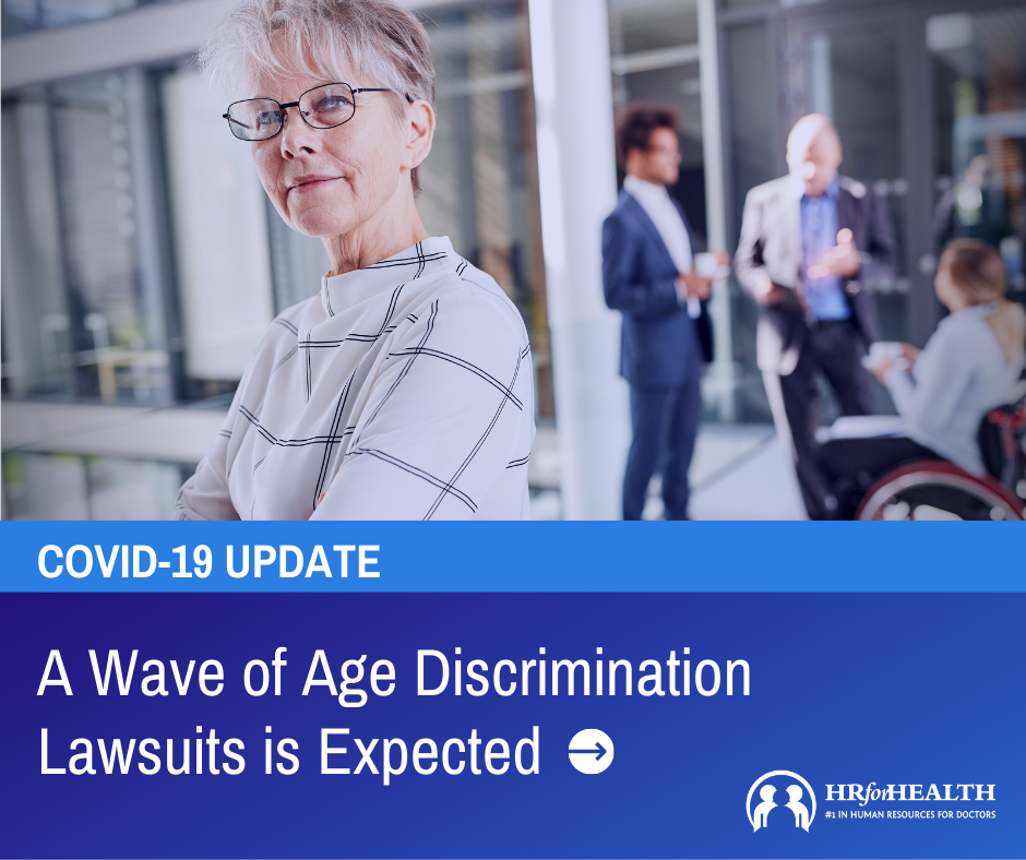 Age Discrimination Lawsuits COVID-19