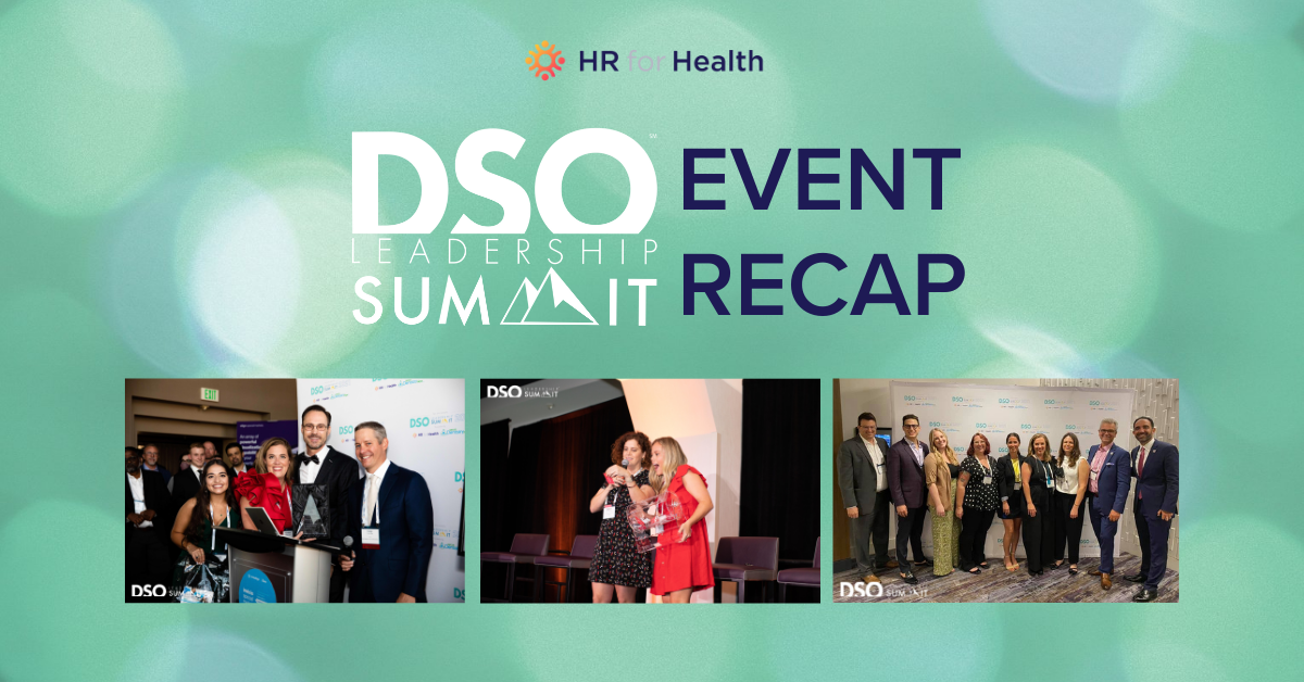 The 2021 DSO Leadership Summit Event Recap