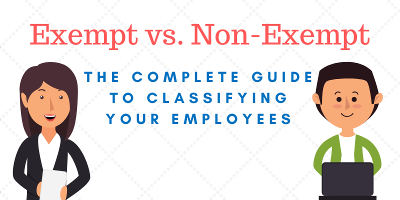 Exempt vs. Non 2