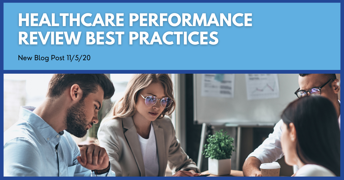 Healthcare Performance Review Best Practices