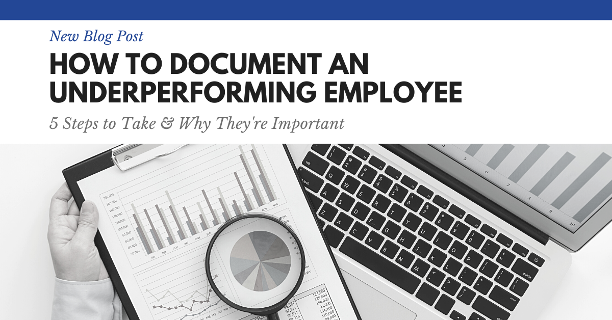 How to Document an Underperforming Employee in Healthcare
